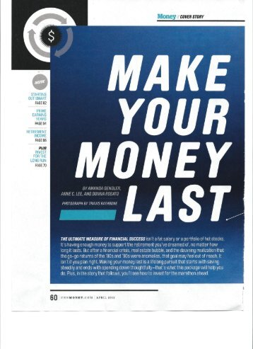Make Your Money Last - Illinois State University