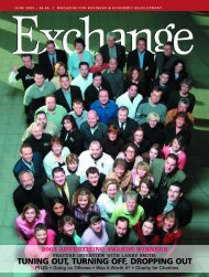 Exch june2005 pgs 01-16 - Exchange Magazine