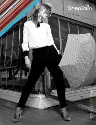 2012 Fall Fashion Catalog - ShedRain