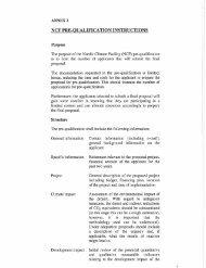 NCF Pre-qualification instructions - Nefco