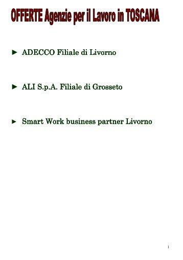 Newsletter Livornojob It Magazines