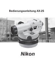 Bedienungsanleitung AX-2S - Host Europe
