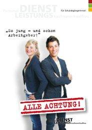 Flyer zur PDK Ausbildung - TimeFlex GmbH