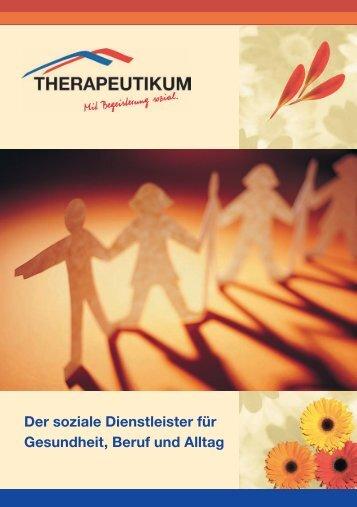 Unternehmensbroschüre - THERAPEUTIKUM Heilbronn