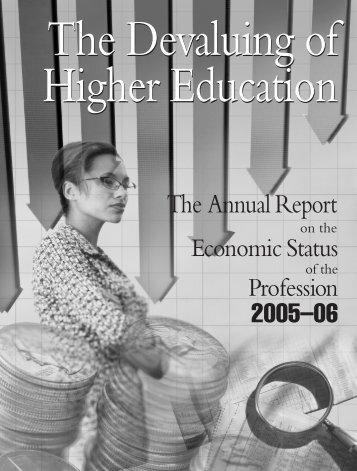 report as a pdf - American Association of University Professors