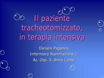 Daniela Paganini - Ipasvi