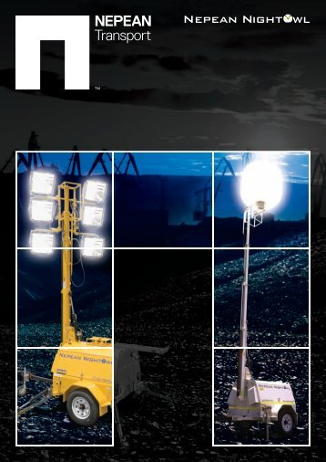 nepean nightowl light towers?quality=85 rectangular light assembl allight lighting tower wiring diagram at couponss.co