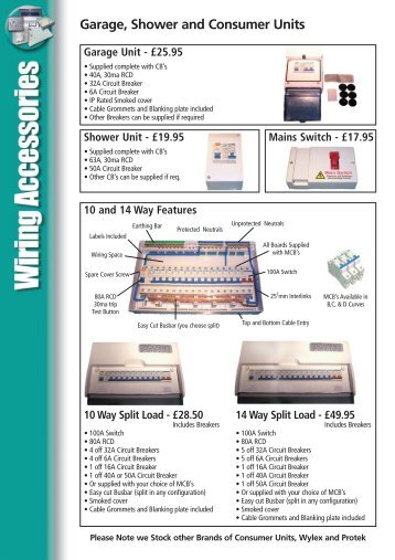 MAS Catalogue (Page 25) - MAS (Moreton Alarm Supplies)