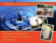 Water - Anderson & Associates, Inc.