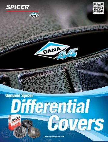 Differential Covers - Spicer
