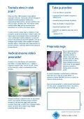 ZRAČENJE IN NEGA - Okna Dornik - Page 2