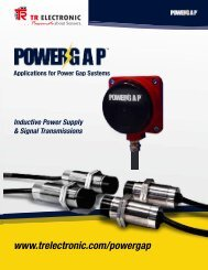 Power Gap - TR Electronic