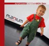 Autoposante:: SistemaMen Skin Metalli - Planium