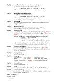 Protokoll zur Dienstbesprechung am 31.05.2005 - Page 2