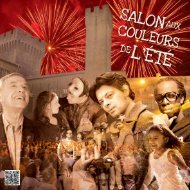 Voir la brochure - Office de tourisme Salon de Provence