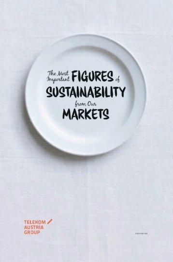Sustainability Report 2009/10 - Telekom Austria Group