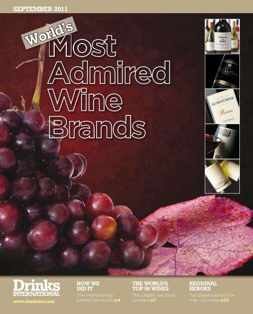 Most Admired Wines_Riscal.pdf - Marqués de Riscal