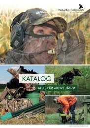 KATALOG - Hubertus Fieldsports
