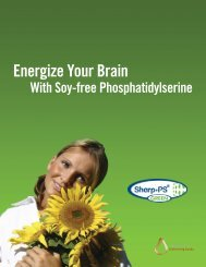 Energize Your Brain - Health for Brains