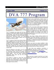 777 Newsletter Vol. 1.9 - Delta Virtual Airlines