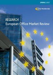 European Office Market Review
