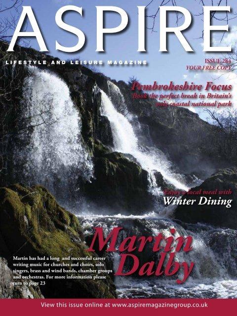 Pembrokeshire Focus - Aspire Magazine