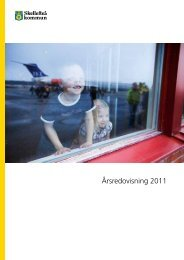 Årsredovisning 2011 (pdf, nytt fönster) - Skellefteå kommun