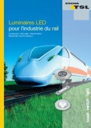 LED-Lights for Railway Applications [.PDF] - Logo ESCHA TSL GmbH