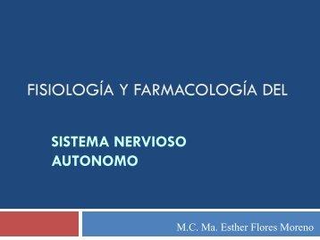 farmacologia sna.pdf - eVirtual UASLP