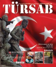 Amasya - Türkiye Seyahat Acentaları Birliği