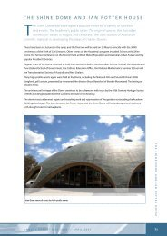 the shine dome and ian potter house - Australian Academy of Science