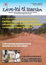 1 Lève-toi et marche - caritasdev.cd
