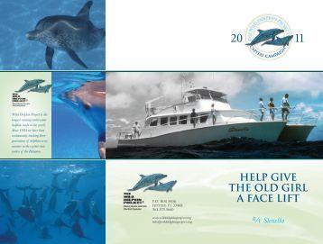 2011-CapitalCampaign.. - Wild Dolphin Project