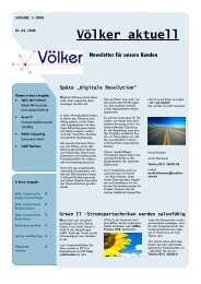 Völker aktuell - voelker-edv.de