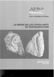 M. Almagro-Gorbea - Real Academia de la Historia