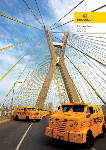 Descarga del Informe Anual 2012 + - Prosegur