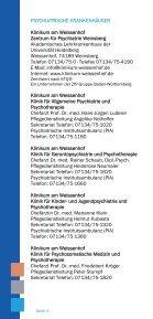 Wegweiser bei seelischen Problemen - THERAPEUTIKUM Heilbronn - Page 4