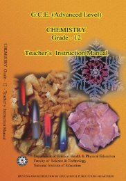 Chemistry - Teachers Sri Lanka