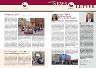 NEWS LETTER NEWS LETTER - Görlitz