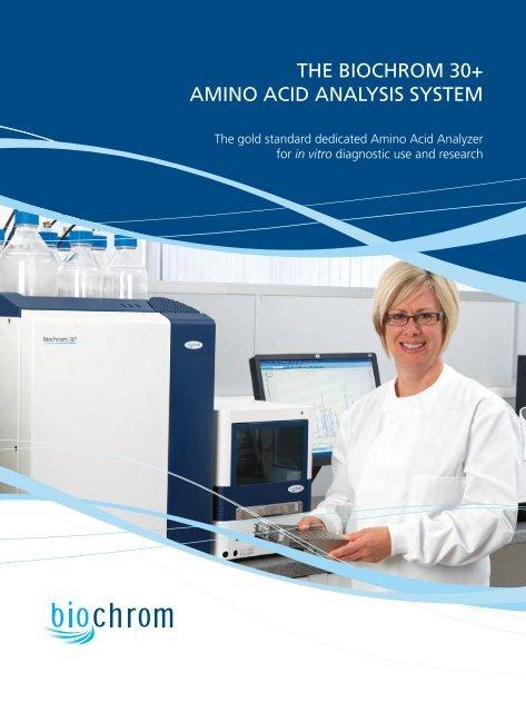 amino acid analyzer.pdf - DAFCO