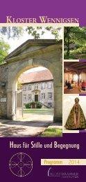 Haus für Stille und Begegnung Kloster Wennigsen