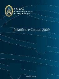 Relatório e Contas 2009 - Ordem dos Técnicos Oficiais de Contas