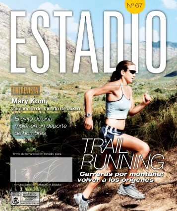 TRAIL RUNNING - Fundación Estadio