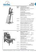 Beton Concrete - Testing Equipment for Construction Materials - Page 7