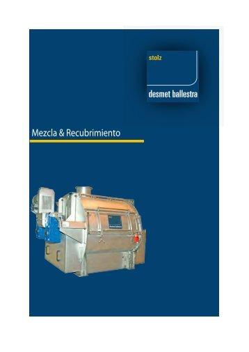 Mezcla & Recubrimiento