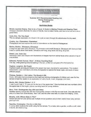 Kalamazoo Public Schools - MLive.com