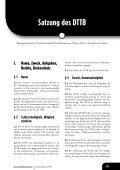 Satzung des DTTB - Deutscher Tischtennisbund DTTB - Seite 3