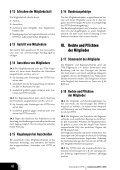 Satzung des DTTB - Deutscher Tischtennisbund DTTB - Seite 6