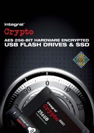 see integral encrypted drives in action! - Integral Memory