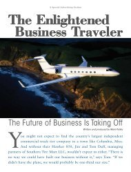 The Enlightened Business Traveler - Forbes Special Sections